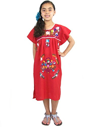 Top mexican fiesta dress for big girls for 2021