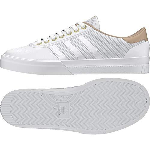 Adidas Lucas Premiere, Zapatillas de Deporte Unisex Adulto, Blanco (Ftwbla/Percen/Dormet 000), 44 2/3 EU