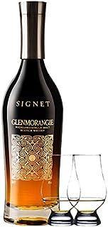Glenmorangie Signet Single Malt Whisky 0,7 Liter  2 Glencairn Gläser