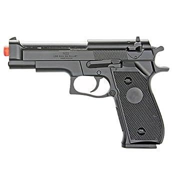 BBTac Airsoft Pistol M22 Spring Loaded High FPS Airsoft Hand Gun