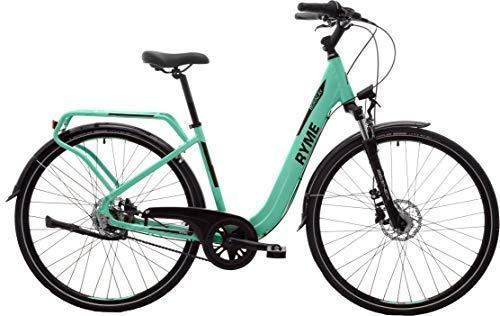 """RYMEBIKES Bicicleta de Paseo 28"""" Boracay - 50 CM"""