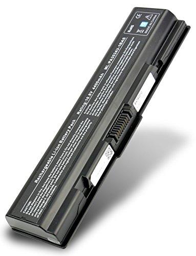 Batterie de Remplacement pour Toshiba Satellite L555-10R (4400mAh / 10.8V)