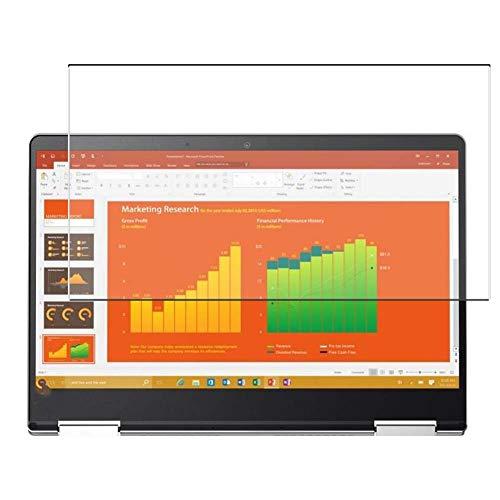 Vaxson Protector de Pantalla de Cristal Templado, compatible con Lenovo Yoga 710 14' [solo área activa] 9H Película Protectora