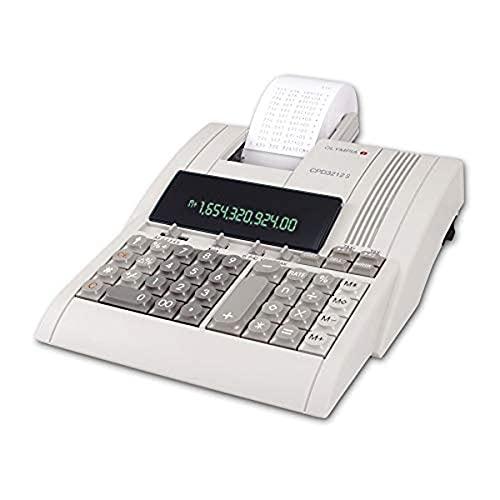 Olympia CPD 3212 S Tischrechner Druckend