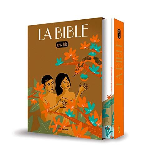 La Bible en BD (relié + coffret)