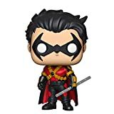 Funko Pop! DC Super Heroes 274 Red Wing Robin Exclusive [並行輸入品]