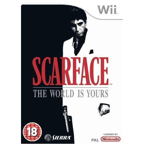 Scarface: The World Is Yours (Wii) [Importación Inglesa]