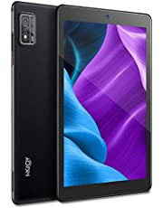 """$72 » Tablet 9 Inch,Android 10.0 Tablets,9"""" IPS Full HD Touch-Screen,1.6 GHz Quad Core Processor,2.4 WiFi Bluetooth 4.2,2GB RAM,32GB Storage,4000mAh Battery,Hyjoy HB901 (Black)"""