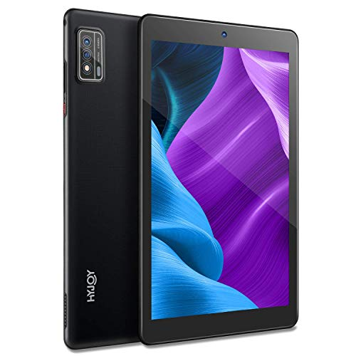 Tablet Android 10 tablets 9 pollici Touch-Screen IPS HD (2GB RAM+32GB ROM,Processore Quad Core 1.6 GHz,2.4 WiFi Bluetooth 4.2,Batteria 4000mAh)