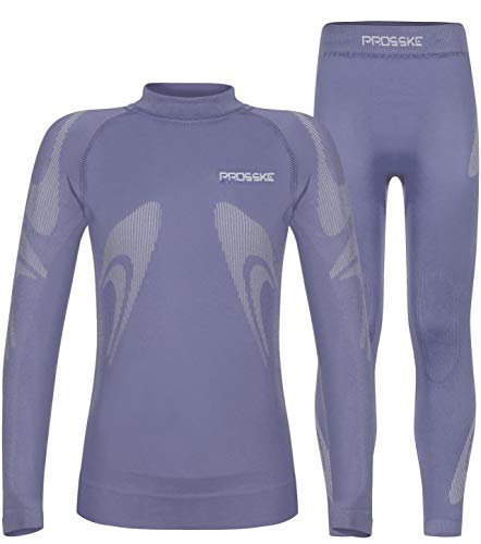 Prosske functioneel ondergoed voor kinderen, skiondergoed, thermo-ondergoed, vele kleuren