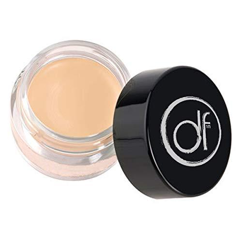 Waterproof Concealer Cream, Full Coverage Waterproof Makeup, Color Match Promise by Dermaflage, 6g/.2oz