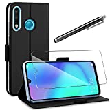 AROYI Coque Huawei P30 Lite+Protection Écran+Tactile Capacitif Stylus, 360 Degres...
