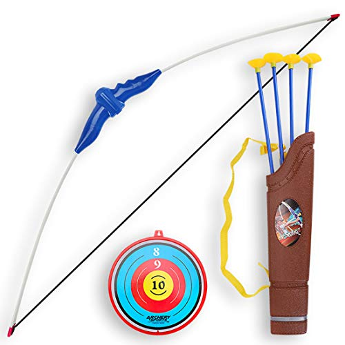 FADF Bogenschießset, Pfeilspiel im Freien Bogenschießset, Bogen- und Pfeilset für Kinder