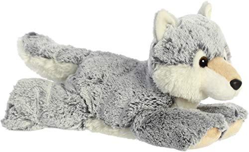 """Aurora - Flopsie - 12"""" Winter Wolf"""
