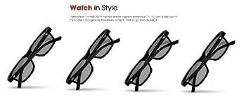 4 Paris--NEW VIZIO Theater passive 3D Glass for VIZIO 3D TV E3D420VX E3D470VX E3D320VX M3D650SV M3D550SL M3D651SV