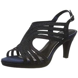 MARCO TOZZI 2-2-28329-22, Sandali con Cinturino alla Caviglia Donna