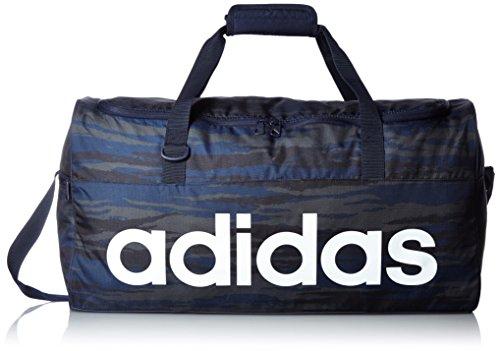 adidas Lin per Gr TB M, Borsa Sportiva Unisex-Adulto, Multicolore (Multco/Bianco/Bianco), M