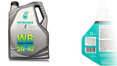 Selenia WR 5W-40-5 Liter
