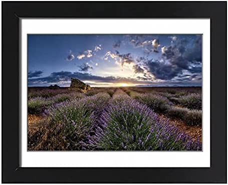 All items free shipping robertharding Framed 14x11 Photo of Ruins at Lavender Field A surprise price is realized in a