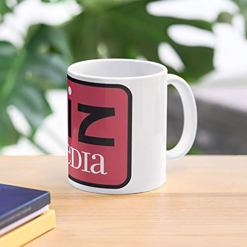 Decor Media Art Viz Publisher Fashion Manga Logo Meistverkaufte Standardkaffee 11 Unzen Geschenk Tassen für alle