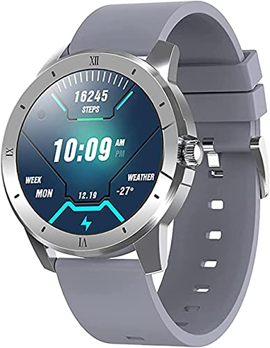 wyingj Hombres s Smartwatch IP68 Impermeable Reproductor De Música Bluetooth Llamada Reloj Inteligente Femenino F