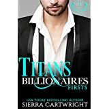 Titans Billionaires: Firsts (English Edition)