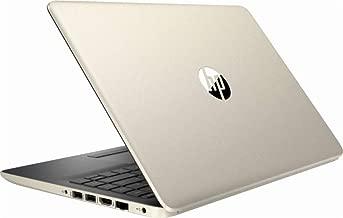 Newest HP 14in HD Business Laptop | Intel Dual Core i3 Processor | 8GB DDR4 Memory | 256GB SSD | WiFi | Bluetooth | Card Reader | USB 3.1 TypeC | HDMI | Windows 10 | Gold | (Renewed)