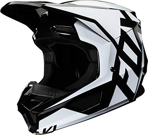 Fox V1 Prix Helmet, Ece Black