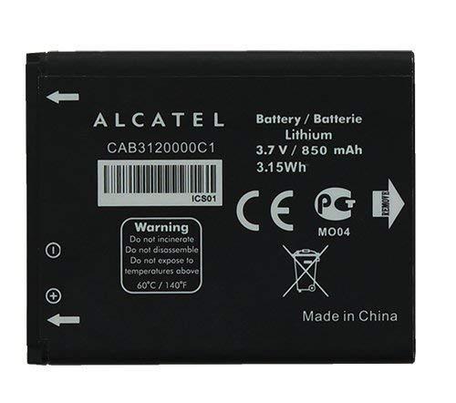 Alcatel 510A Standard Battery CAB3120000C1