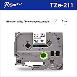 TZE211 Brother TZ Label Tape Cartridge TZE211 (B005KB7DOK) | Amazon price tracker / tracking, Amazon price history charts, Amazon price watches, Amazon price drop alerts