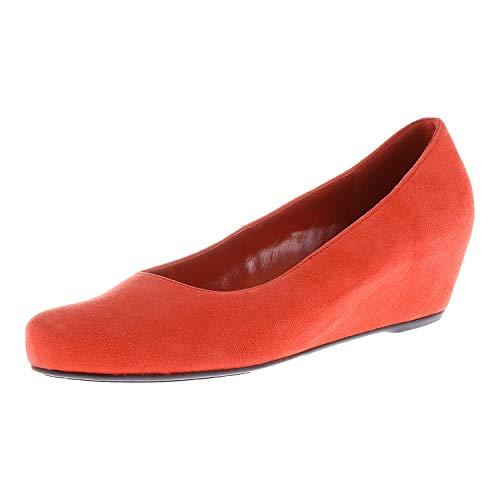 HÖGL Damenschuhe Absatzballerina Red 5104002 (4 UK)