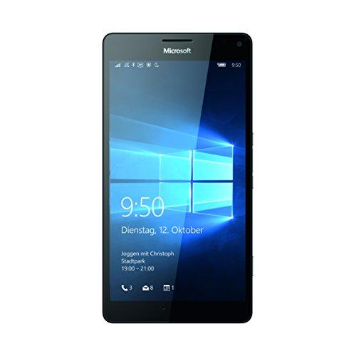 Microsoft Lumia 950 XL Smartphone (5,7 Zoll (14,5 cm) Touch-Bildschirm, 32 GB Speicher, Windows 10) weiß
