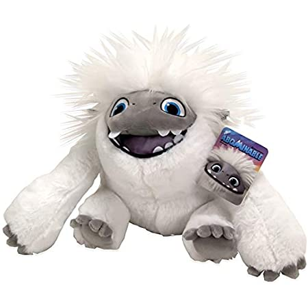 ABOMINABLE Peluche Everest Il Piccolo Yeti 22 cm a