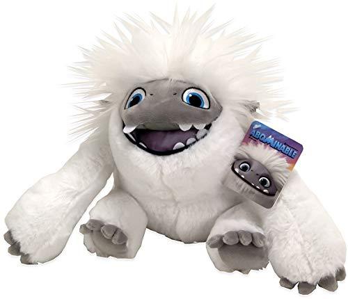 DreamWorks Abominable - Everest: EIN Yeti Will hoch hinaus Plüsch 22cm (offener Mund)