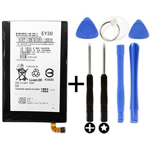 Bateria EY30 para Motorola Moto X (2014) 2nd Gen/Nexus 6/ XT1092 + Herramientas