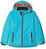 CMP 39w2085 - Chaqueta de esquí para niña, Evergreen, Chaqueta de esquí 39W2085., Niñas, color Curacao, tamaño 164