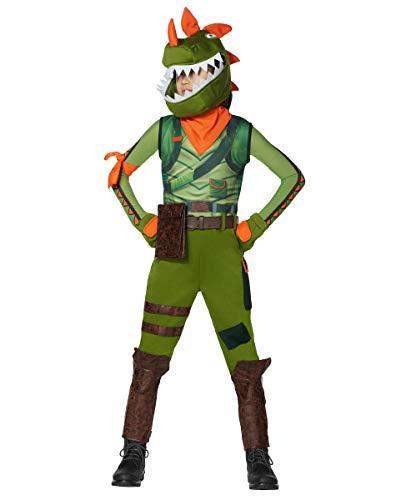 Spirit Halloween Kids Rex Fortnite Costume   Officially Licensed - M