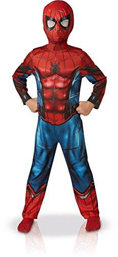 Rubies-Disfraz clásico de Spider-Man Homecoming