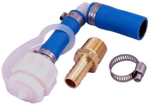 Atlantis A6000 Standard PWC Flush Kit, Blue
