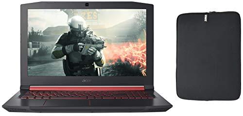 Newest ACER Nitro 5 15.6' FHD IPS Premium Gaming Laptop, AMD Ryzen 5 Quad-Core 2500U, 8GB RAM, 1152 GB Hybrid Drive, Backlit Keyboard, AMD Radeon RX 560X 4GB, Windows 10 + Woov Laptop Sleeve Bundle