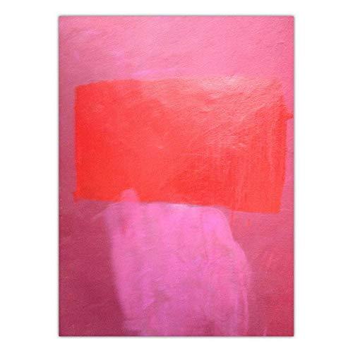 XQWZM Druckplakat, Wandkunst Bilder Leinwand Druck Gemälde American Mark Rothko Poster, Für Wohnzimmer Dekoration 40X60 cm