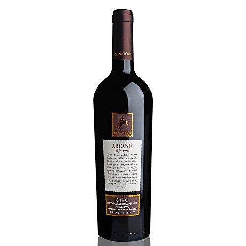 ARCANO RISERVA - DOP Cirò Rosso Classico Superiore Riserva