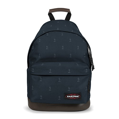 Eastpak Wyoming Mochila Infantil, 40 cm, 24 Liters, Azul (Mini Cactus)