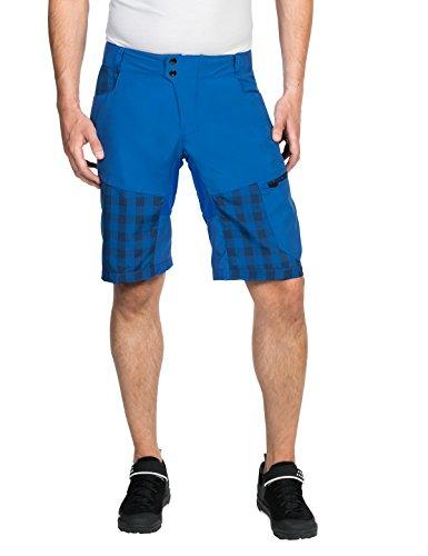 VAUDE Herren Craggy Pants III Hose, Hydro Blue, S