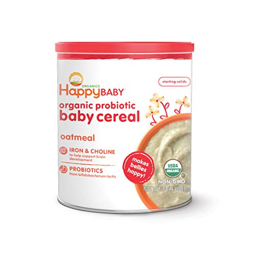Product Image of the Happy Baby Cereal