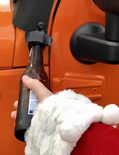 Iceboxx Flaschenöffner für Jeep Wrangler JK, JK Unlimited