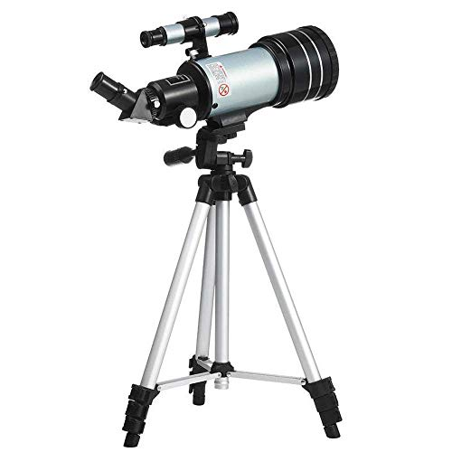Best Price YADSHENG Astronomical Telescope 15/25/50X HD Refractive Astronomical Prism Zoom Monocular...