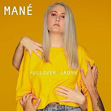 Pullover jaune