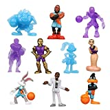 Moose Toys Space Jam: A New Legacy - 2' Collectible 10 Pack Mini Figures with Basketball Bases | Amazon Exclusive