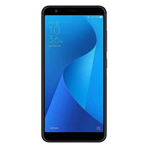 """ASUS ZenFone Max Plus ZB570TL-MT67-3G32G-BK - 5.7"""" 1920x1080-3GB RAM - 32GB di memoria - LTE sbloccato Dual SIM cellulare - Garanzia USA - Nero"""